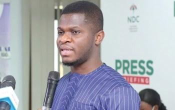 Sammy Gyamfi - National Communication Officer, NDC