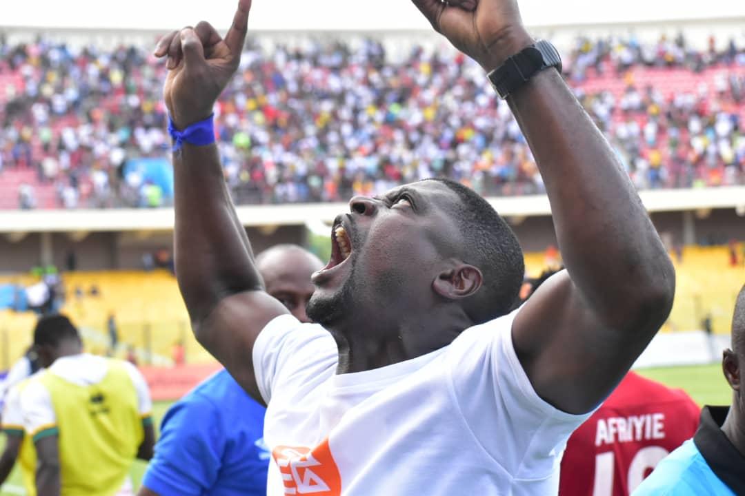 Samuel Boadu name NASCO Coach of the month of June