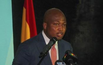 Samuel Okudzeto Ablakwa- MP for North Tongu