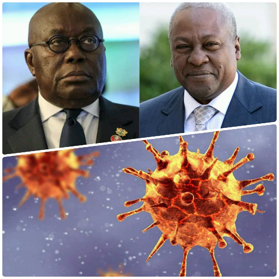The incompetence of President Akufo-Addo  the cause of Ghana's rising Covid-19 cases