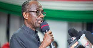 Asiedu Nketia scoffs EC as NDC pushes for serious reforms to election management