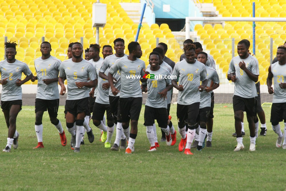 Champions Hearts of Oak dominate latest Black Stars 'B' call-ups