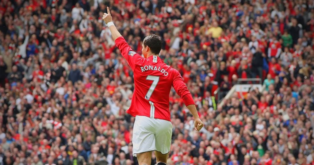 Christiano Ronaldo returns to Old Trafford as United hijacks City's move with a last-minute deal