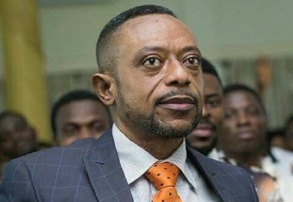 Owusu Bempah in Police cells after receiving treatment at the hospital