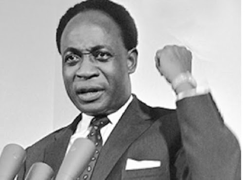 Ellembelle MP leads constituents to celebrate Dr Kwame Nkrumah today