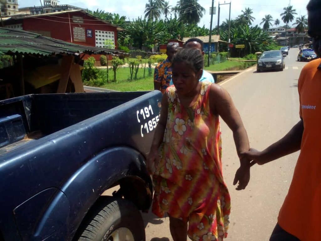 Breaking: I was never pregnant – 'Kidnapped but found' Josephine Panyin Mensah confesses to Police