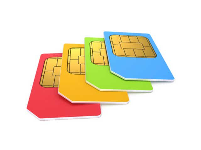 Sim card re-registration, follow these steps to secure your sim