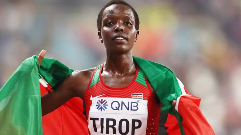Kenyan Police confirms Agnes Tirop's husband as a suspect in the athlete's death