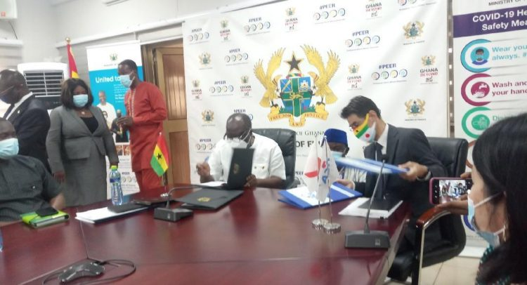 Ghana secures $36.50 million grant from Japan for  roads projects