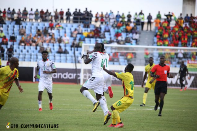 Zimbabwe versus Ghana – South Africa versus Ethiopia – how Group G could be after today