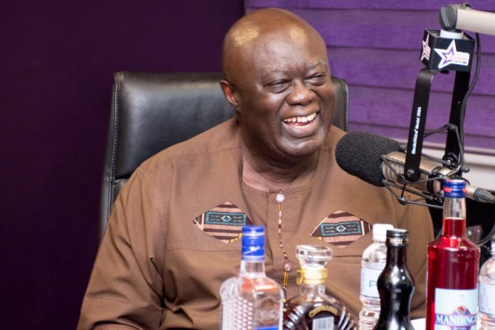 I never knew my son was dating Akufo-Addo's daughter – Kofi Jumah