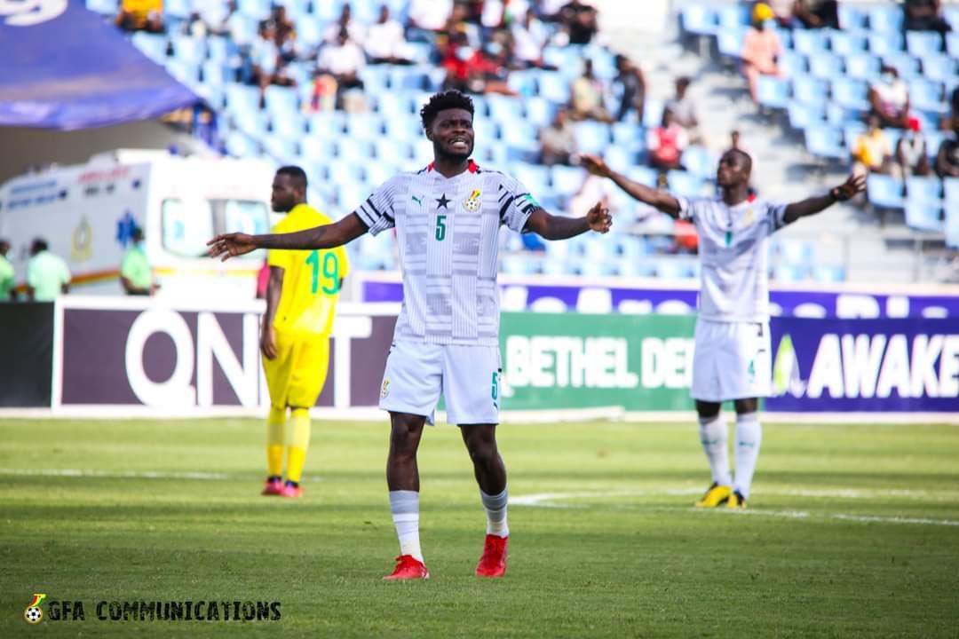 No Thomas, No Partey, Arsenal man gets Ghana fans singing his praises