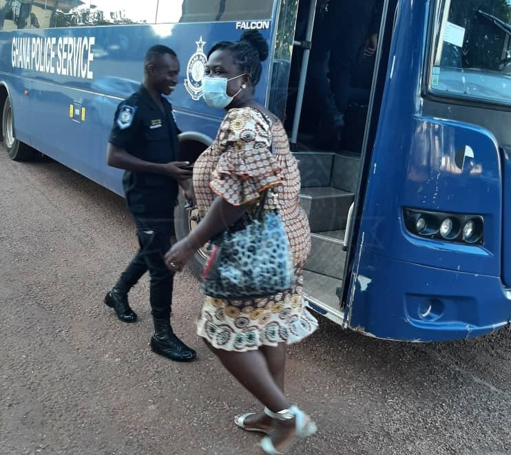 Police administration introduce a shuttle service for officers