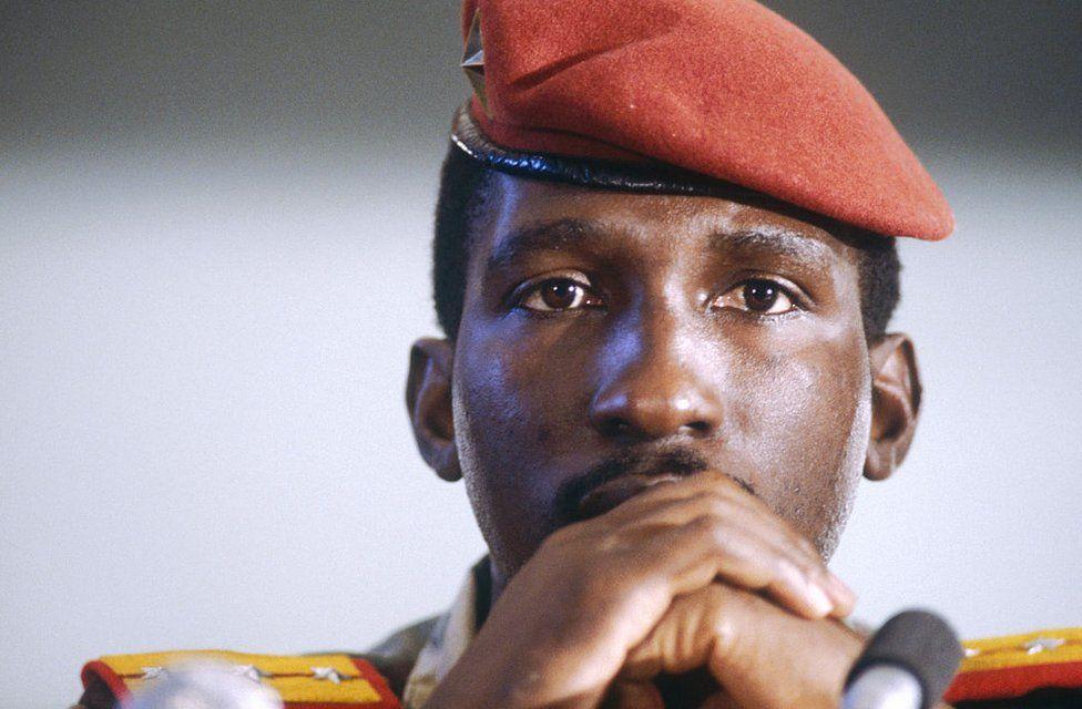 14 men including Blaise Compaoré to face trial for Thomas Sankara's assassination