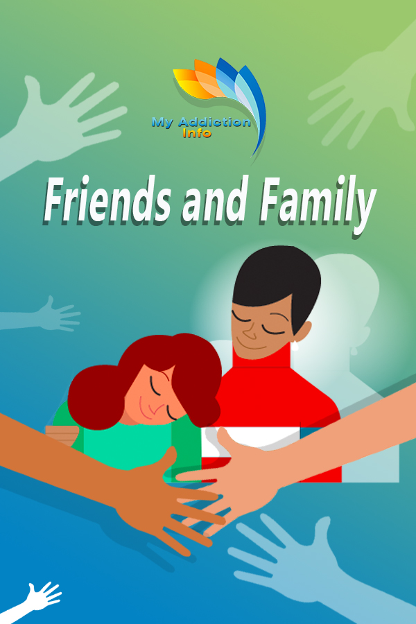 resources for family of addicts
