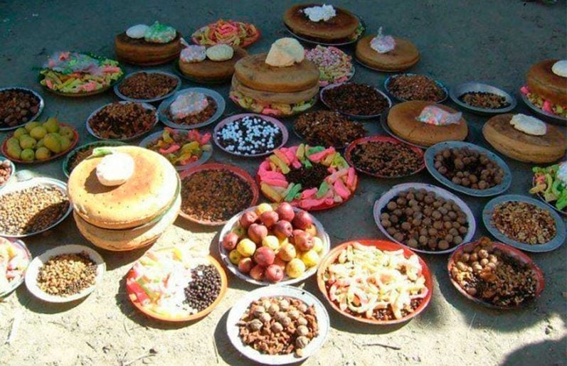 Hunza special Recipes