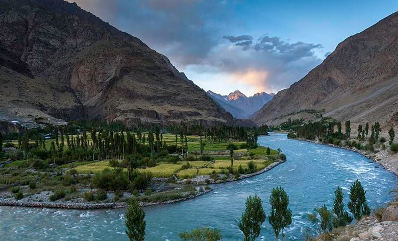 Ghizer River