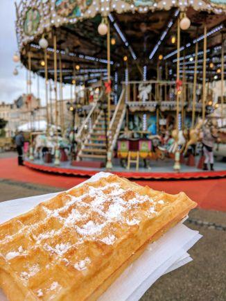 Fair waffles