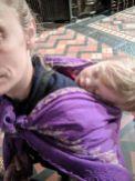 Sleepy in St Patrick's
