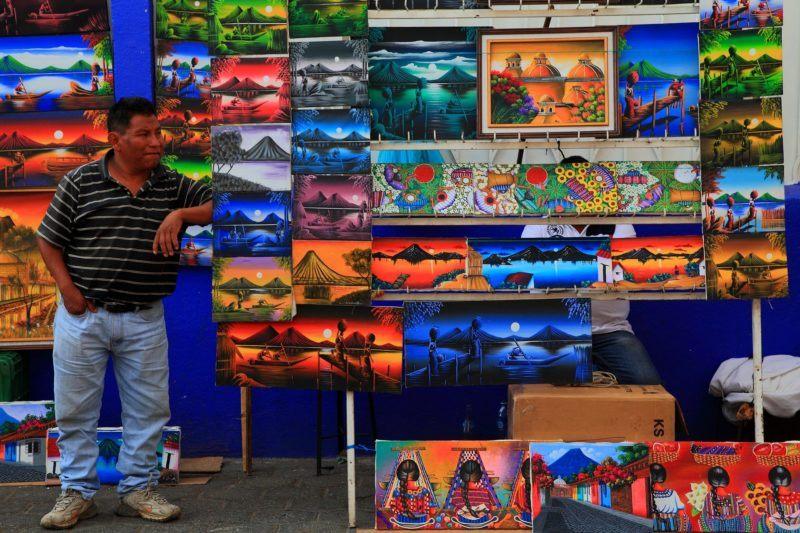Guatemala markets