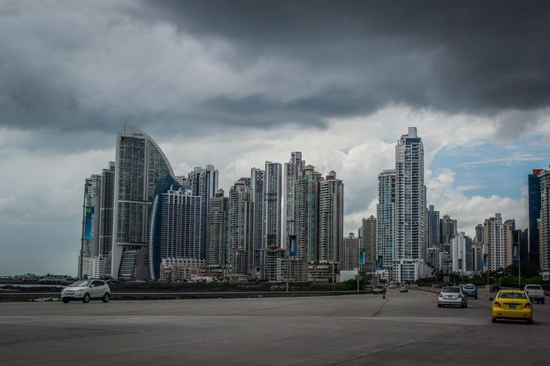 Skyscrapers in Panama City