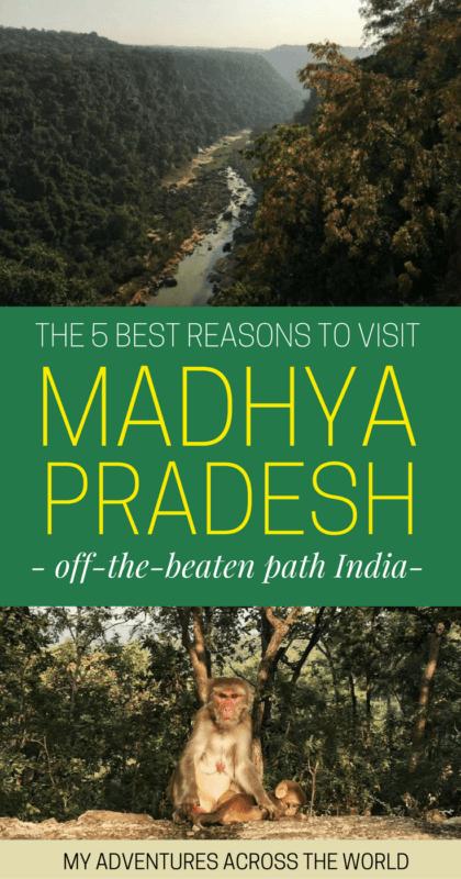 Learn why you should visit Madhya Pradesh - via @clautavani