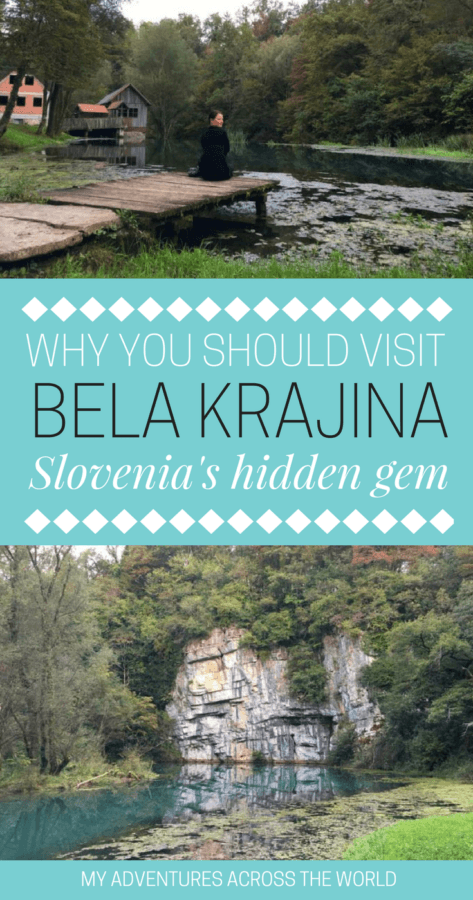 Learn why you should visit Bela Krajina - via @clautavani
