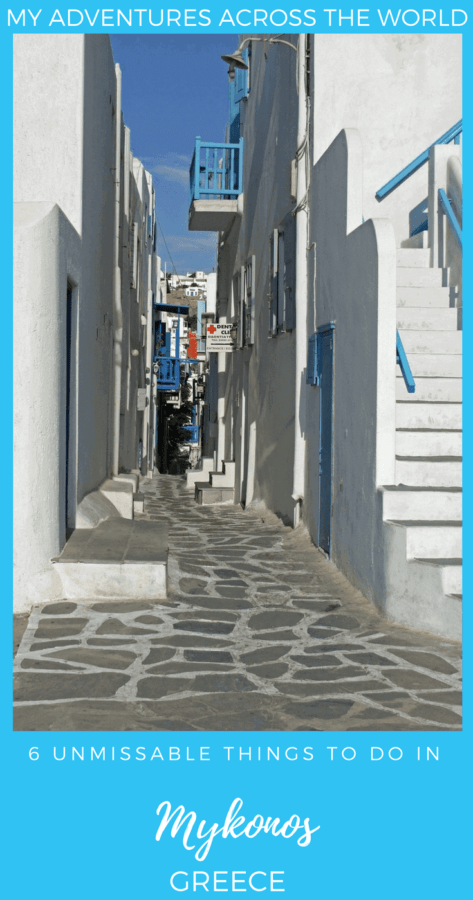 Learn about the things to do in Mykonos - via @clautavani