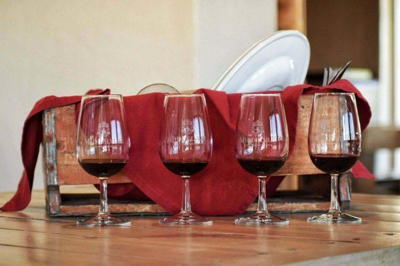 Wine Tasting In Stellenbosch Middelvlei