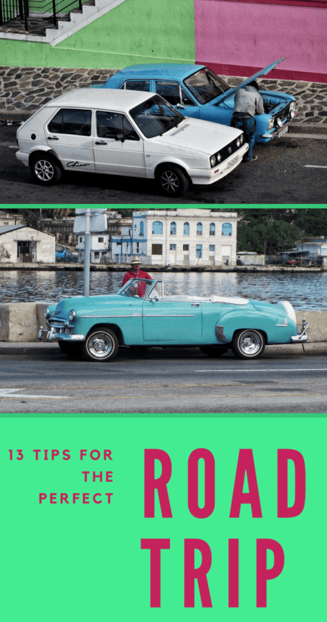 Find out 13 road trip essentials - via @clautavani