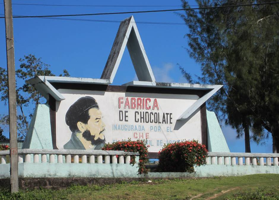 Chocolate tasting in Baracoa