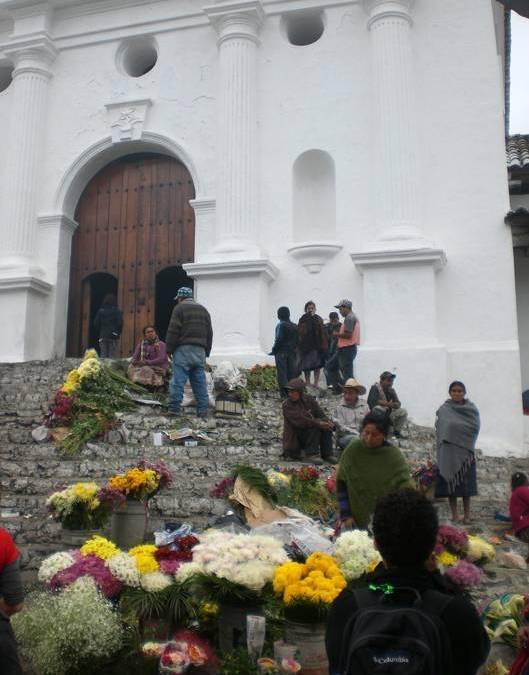 Guatemala best market: Chichicastenango