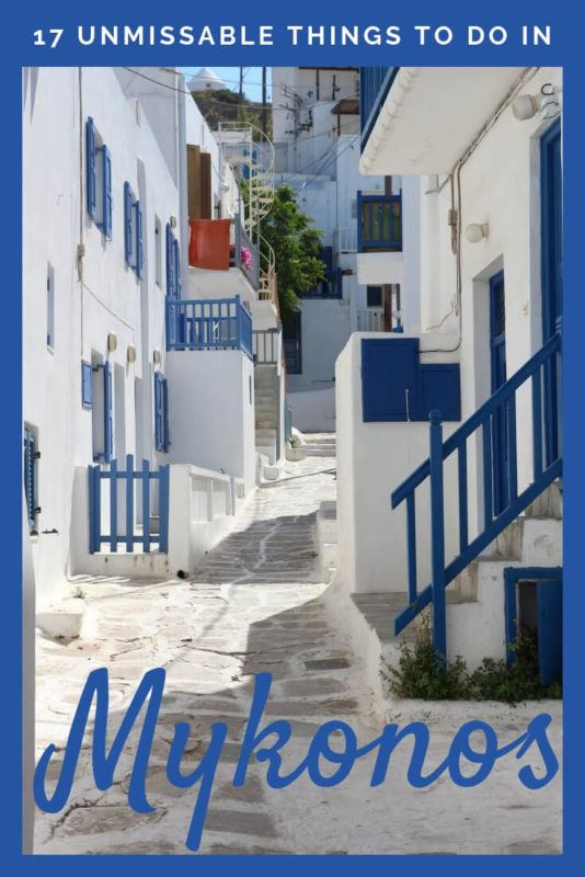 Discover the many things to do in Mykonos - via @clautavani