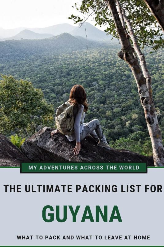 Find out all the jungle clothes you need to take to the Amazon via @clautavani