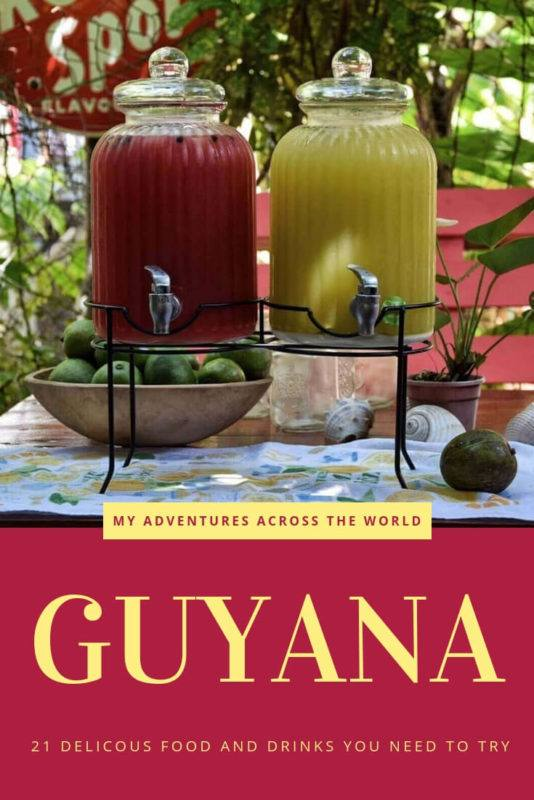 Discover the best food in Guyana and where to have it - via @clautavani
