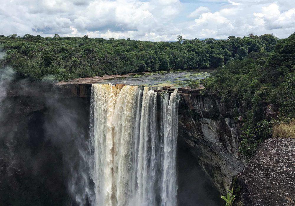 Amazon vanessa waterfall compare height