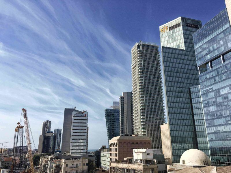 where to stay in Tel Aviv