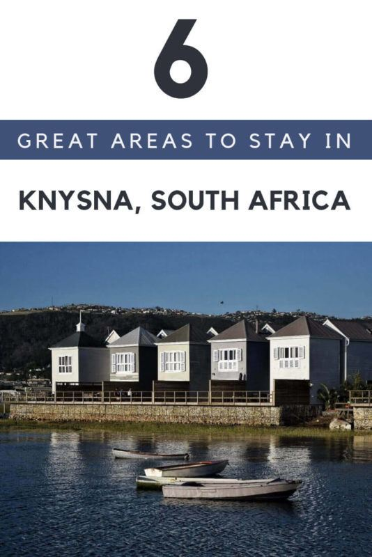 Finding accommodation in Knysna is easy, especially if you have an idea of what the various areas have to offer. This post highlights the best options | Knysna South Africa | via @clautavani