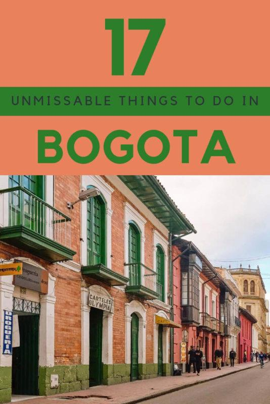 Find out what to do in Bogota, Colombia - via @clautavani