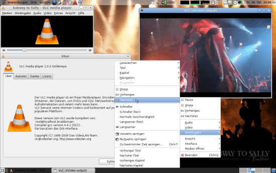 VLC Music Player for Windows 10