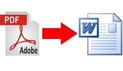 convert file to word