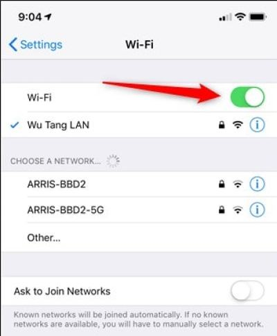 How to share the wifi password between iphone - MyAdviseNow