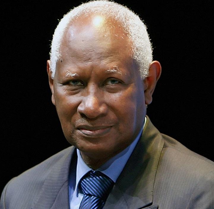 Sénégal/ Abdou Diouf