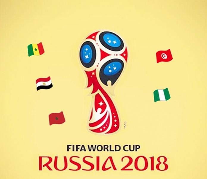Russie 2018 : les équipes qui représentent le continent africain