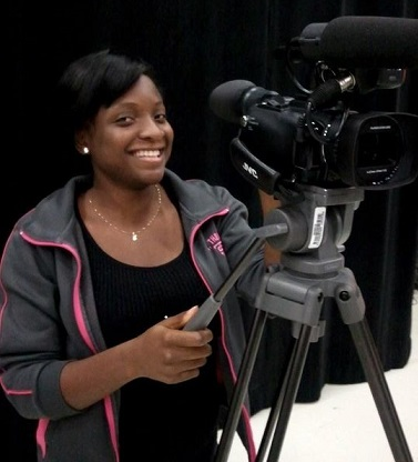Madie Foltek, a Togolese screenwriter who has a lot to offer!
