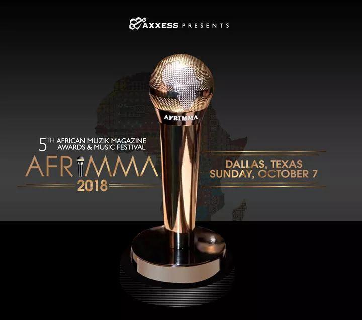 """5èmeédition des """"AFRIMMA Awards"""", c'est l'Afrique qui gagne, encore!"""