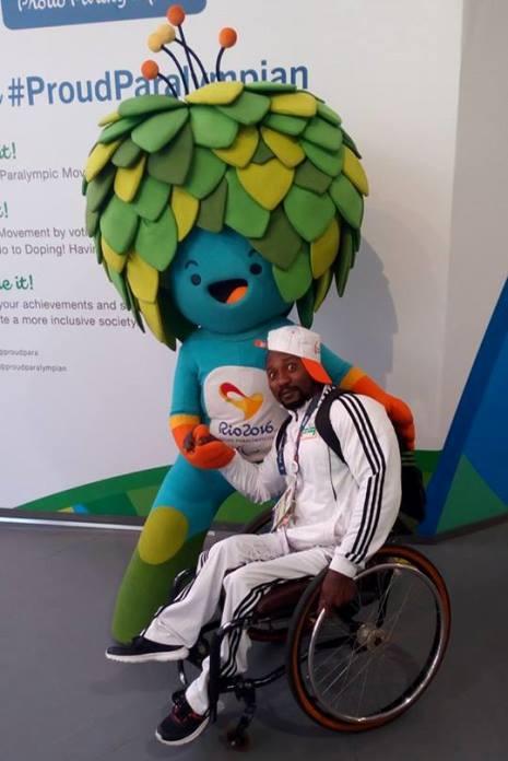 Diamoutene alidou, l'athlète ivoirien plusieurs fois aux J.O pourtant jeté aux oubliettes