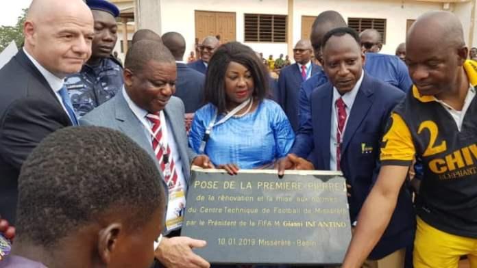 Bénin / Bientôt un nouveau centre de football pour les jeunes talents