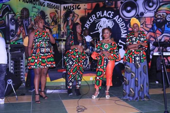 Côte d'Ivoire/ Parker place: Le Reggae au féminin