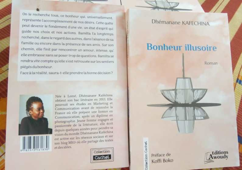 "Diaspora/ ""Bonheur illusoire"" de  Dhémanane Kafechina"